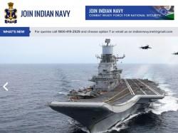 Indian Navy 10 2 B Tech Entry Jul 2019 Notification Appli