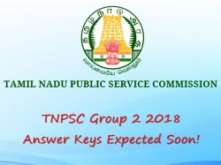 Tnpsc Group 2 Exam 2018 Answer Keys Expected This Week On Tn