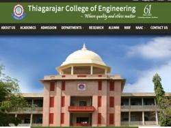 Tce Madurai Recruitment 2019 Apply Teaching Non Teaching