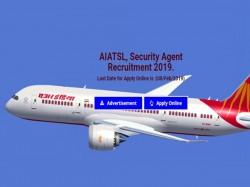 Aiatsl Recruitment 2019 Air India Air Transport Services Vac