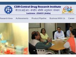Csir Cdri Recruitment 2019 Apply 06 Project Assistant Job Va