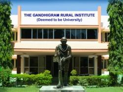 Gandhigram Rural Institute Jobs 2019 01 Assistant Professor