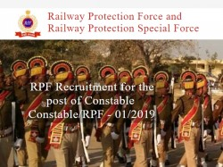 Rpf Recruitment 2019 Online Apply Direct Link 798 Constable