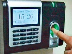 Soon Biometric Attendance System Govt Aided School Teache