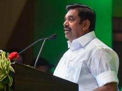 Tamil Nadu Cm Edappadi K Palaniswami Opens Kindergarten Sect