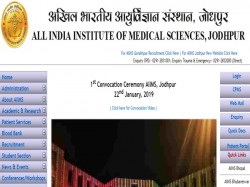 Aiims Recruitment 2019 132 Stenographer Pharmacist Offic