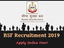 Bsf Recruitment 2019 2020 1763 Constable Posts Apply Onlin