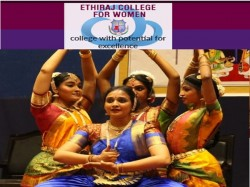Ethiraj Women S College Students Who Became The Shop Owners