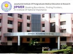 Jipmer Recruitment 2019 Apply Online Junior Nurse Posts