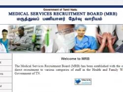 Tn Mrb Recruitment 2019 Last Date Apply 2 345 Nurses Vacanc
