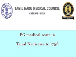 Pg Medical Seats Tamil Nadu Rise