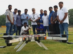 Anna University Uav Sets World Record