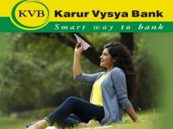 Karur Vysya Bank Recruitment 2019 Apply Online Various Bus
