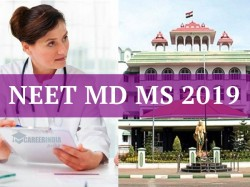 Neet Md Ms Prohibition Of Issuing Counseling Results Madr