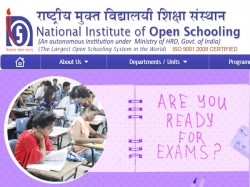 Nios Recruitment 2019 Apply Online For Director Jr Asst
