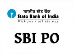 Recruitment Of Probationary Officers State Bank Of India Sbi