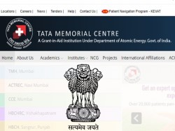 Tata Memorial Centre Recruitment 2019 Walk In For 02 Data