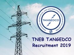 Tneb Tangedco Gangman Trainee Recruitment 2019 Apply Online