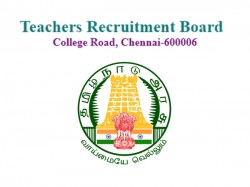 Trb Tn Recruitment 2019 Apply Online For Teacher Eligibili