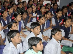 Percent Admission In Tamilnadu Government School