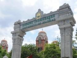 Environmental Education Is Compulsory Chennai University