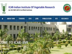 Iivr Recruitment 2019 Apply Vacancies At Www Iivr Org In