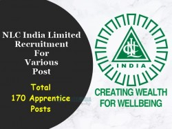 Nlc Recruitment 2019 Apply Online For 170 Apprentice Posts