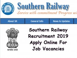 Railway Recruitment 2019 For Junior Engineer Clerk Technicia