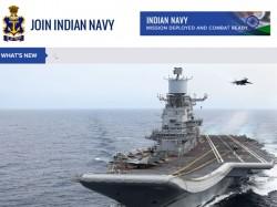 Indian Navy University Entry Scheme June 2020 Application