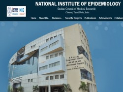 Nie Chennai Recruitment 2019 Apply Online 01 Stenographer