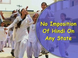 No Compulsory Hindi In India Schools After Tamil Nadu Anger