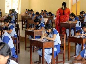 10th Cbse Public Exam Today Begins Many Schools At Tamilnadu