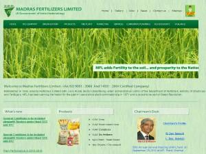 Job Notification Madras Fertilizer Limited