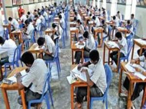 Half Yearly Exams School Students
