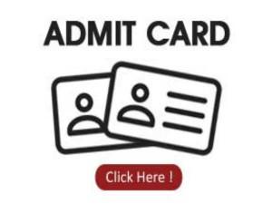 Gate Exams And Csir Admit Carts