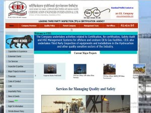 Cei Invites Applications From Experienced Engineers