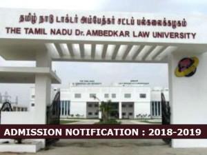 Law Admission Notifications 2018 2019 Llb Llm Ba Llb Bba Llb