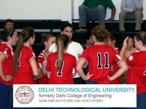 Delhi Technological University Recruitment To Sports Coaches On Contractual Basis