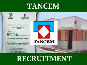 Tancem Recruitment 2018 Manager Executive Driver Various Vacancy