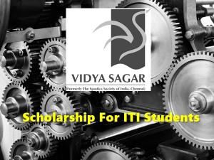Sri Vidyasagar Educational Trust Scholarships Announced Government Iti Students
