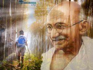 Gandhi Jayanti Special Mahatma Gandhi S View On Education