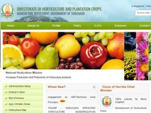 Diploma Horticulture Colleges Tamil Nadu