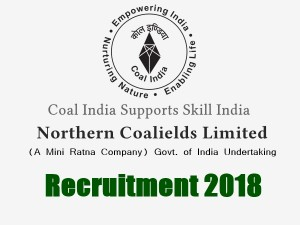 Northern Coalfields Recruitment 2018 442 Apprentice Posts