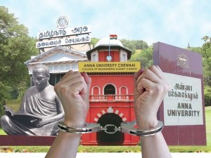 Two Engg College Students Arrested Cb Cid Anna Univ Question Paper Leak