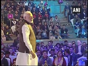 Narendra Modi Will Interact With 2000 Students Second Pariks