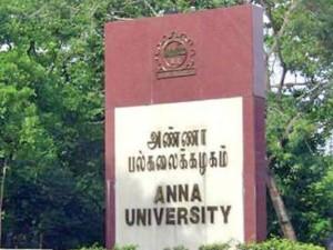 Anna Univ Release New Rules Write Arrear Exam