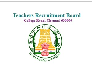 Trb Recruitment 2019 Apply Tn Trb 155 Special Teacher B T