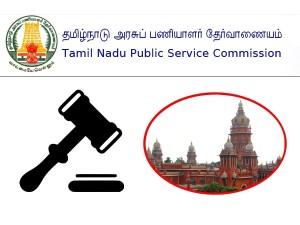 Chennai High Court Tnpsc Issue The Results