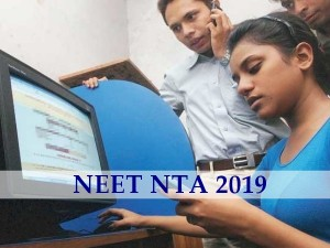 Neet Correction Facility In The Particulars Of Online Application