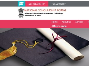 Central Scholarship Application For School College University Students